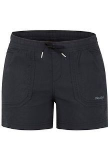 Women's Adeline Shorts, Black, medium
