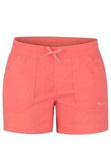 Women's Adeline Shorts, Flamingo, medium