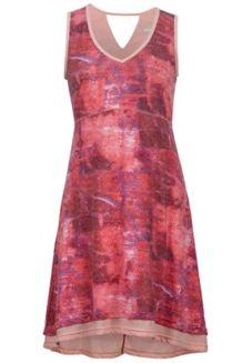 Wm's Larissa Dress, Rosebud Sprinkle, medium