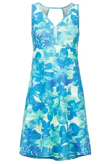 Women's Becca Dress, Skyrise Floral Camo, medium