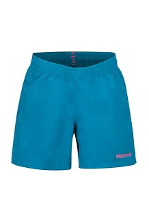 Girls' Augusta Maria Shorts, Late Night, medium