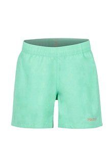 Girls' Augusta Maria Shorts, Double Mint, medium