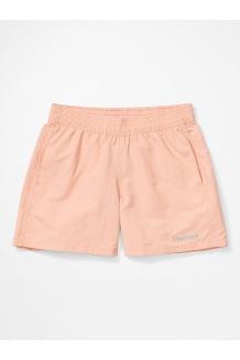 Girls' Augusta Maria Shorts, Pink Lemonade, medium