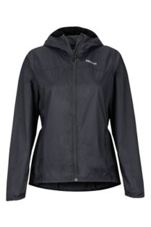 Women's Air Lite Jacket, Black, medium