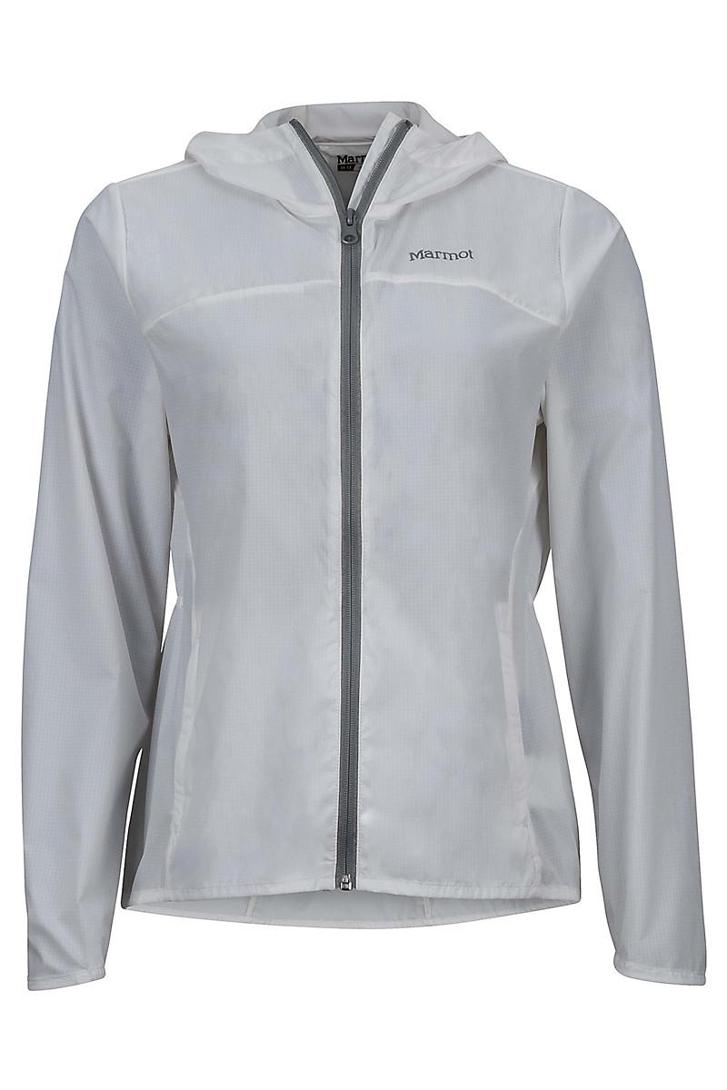 Wm's Air Lite Jacket, White, large