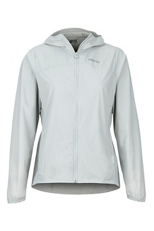 Women's Air Lite Jacket, Bright Steel, medium