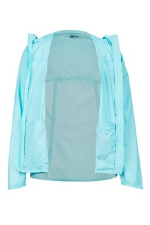 Women's Air Lite Jacket, Skyrise, medium