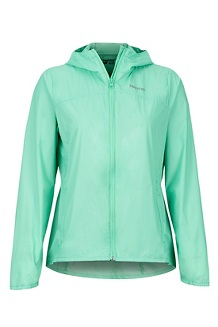 Women's Air Lite Jacket, Double Mint, medium