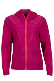 Wm's Air Lite Jacket, Sangria, medium