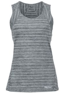 Wm's Ellie Tank, Grey Storm, medium