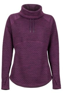 Wm's Annie LS, Dark Purple, medium