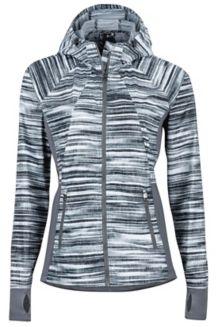 Wm's Muse Jacket, Cinder/Cinder, medium