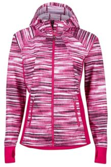 Wm's Muse Jacket, Sangria/Sangria, medium