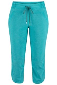 Wm's Avery Capri, Teal Tide Heather, medium