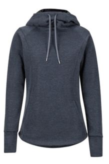 Wm's Tashi Hoody, Dark Steel, medium