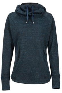 Wm's Tashi Hoody, Late Night Heather, medium