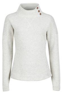 Wm's Vivian Sweater, Turtledove, medium
