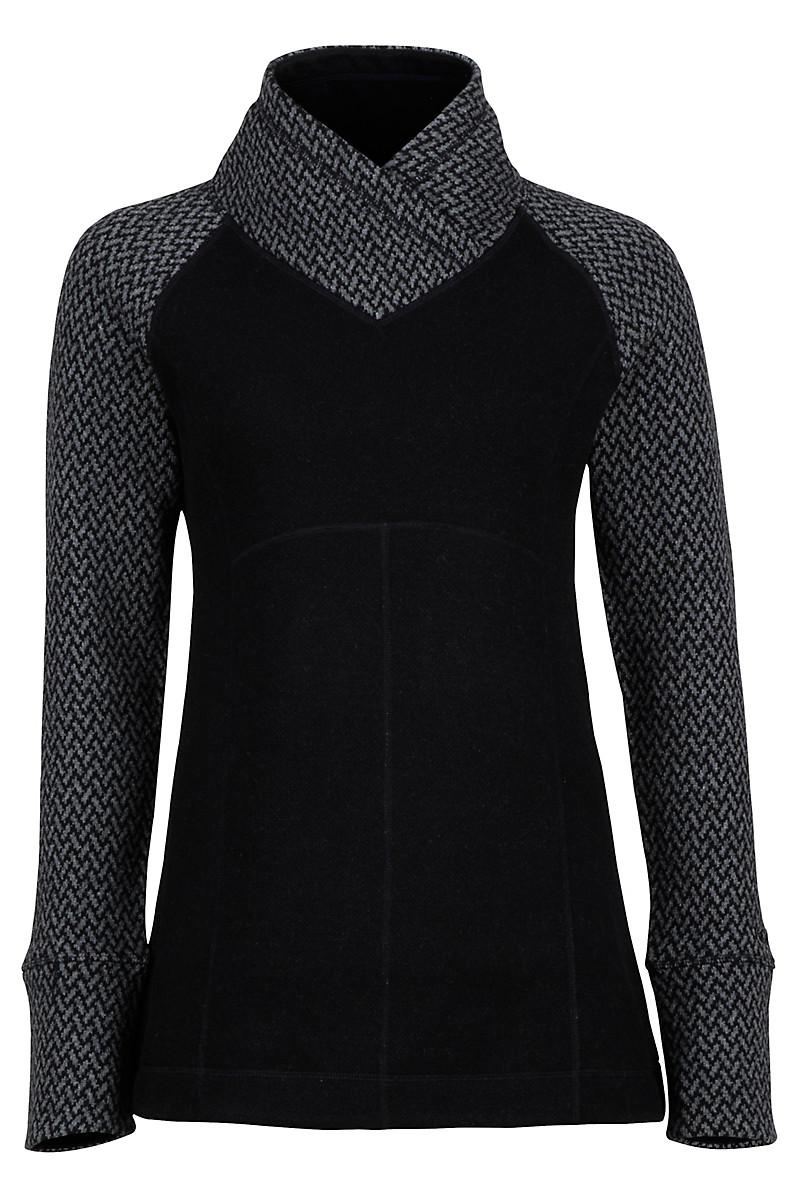 Wm's Brynn Sweater, Black, large