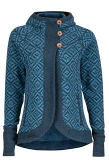 Wm's Tara Sweater, Dark Indigo, medium