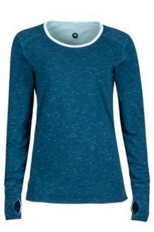 Wm's Hannah Reversible, Denim/Blue Tint, medium