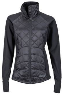 Wm's Nitra Jacket, Black, medium