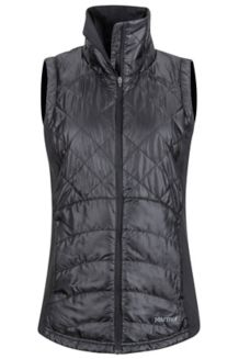 Wm's Nitra Vest, Black, medium