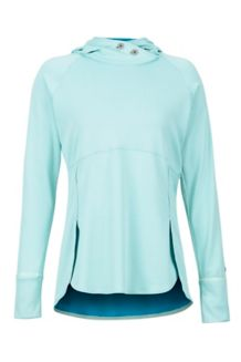 Women's Sunrift Hoody, Blue Tint, medium