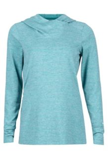 Wm's Margo Hoody, Teal Tide, medium