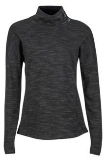 Women's Addy Sweater, Black, medium
