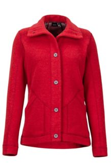 Women's Olivia Sweater, Desert Red, medium