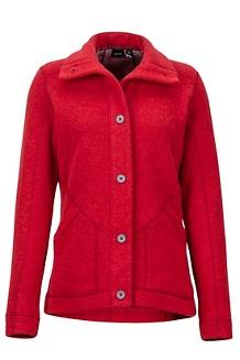 Women's Olivia Sweater, Desert Red, medium
