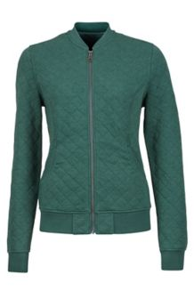 Women's Marlow Jacket, Mallard Green, medium