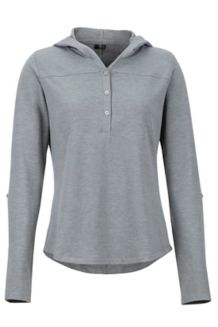 Women's Rory Hoody, Grey Storm, medium