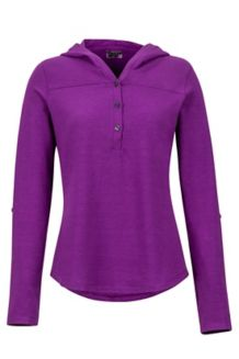 Women's Rory Hoody, Grape, medium