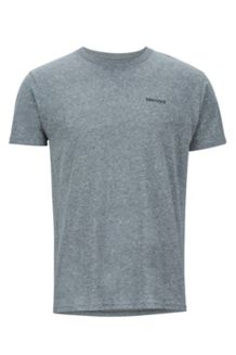 Frame SS Tee, Ash Heather, medium