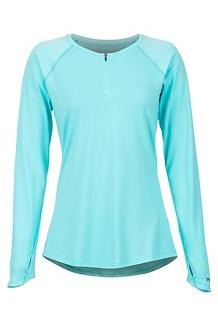 Women's Nevis LS Shirt, Skyrise, medium