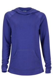 Wm's Tess Hoody, Deep Dusk, medium