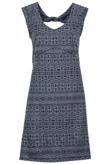 Wm's Annabell Dress, Steel Onyx Heather Sunfall, medium