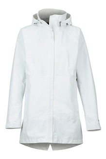 Women's Celeste EVODry Jacket, White, medium
