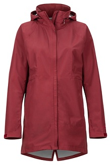 Women's Celeste EVODry Jacket, Claret, medium