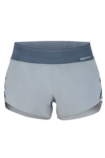 Wm's Reflects Short, Grey Storm/Steel Onyx, medium