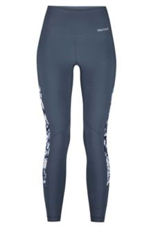 Wm's Adrenaline Tight, Steel Onyx, medium