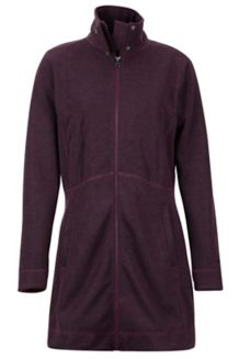 Women's Emilee Jacket, Burgundy, medium