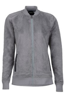 Women's Olson Jacket, Grey Storm/Dark Steel, medium