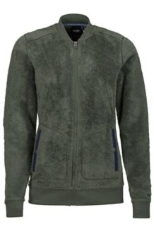 Women's Olson Jacket, Crocodile/Arctic Navy, medium