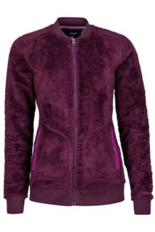 Women's Olson Jacket, Dark Purple/Grape, medium