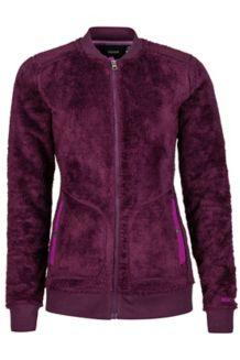 Women's Olson Jacket, Dark Purple/Grape, medium