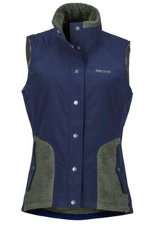Women's Mia Vest, Arctic Navy/Crocodile, medium