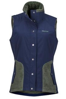 Women's Mia Vest, Arctic Navy/Crocodile, medium