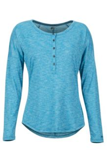 Women's Jayne LS Shirt, Late Night, medium